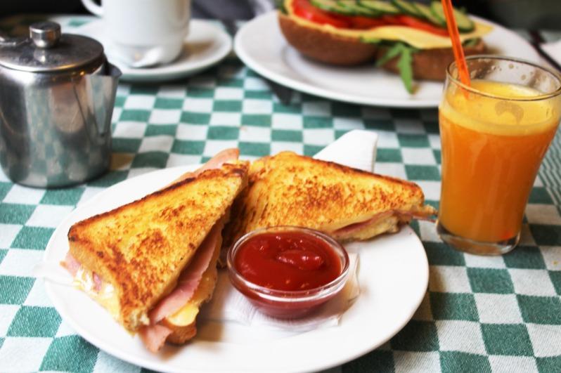 5 idées de déjeuner faits maison à emporter au travail – blog
