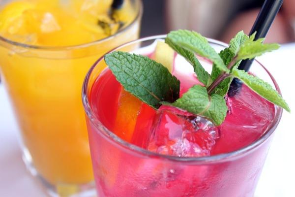 cocktails été vacances