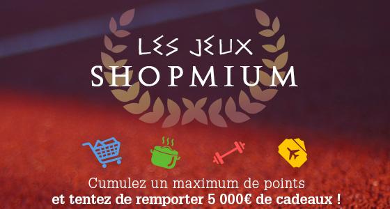 Concours Shopmium