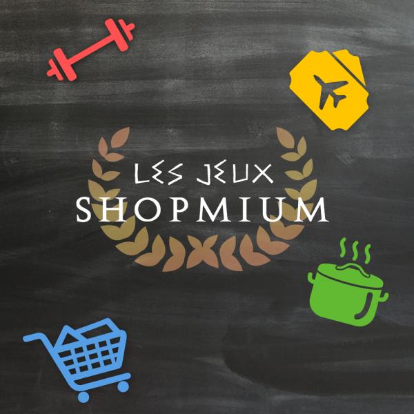 Jeu concours Shopmium