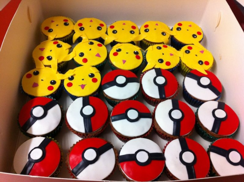 pokemon-cupcakes
