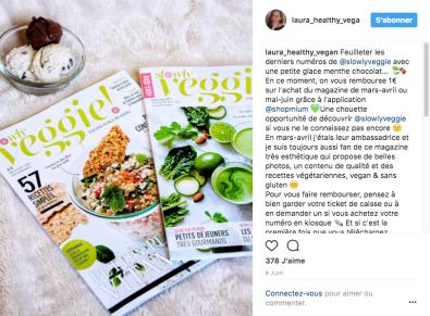 Magazines Slowly Veggie et Saveurs